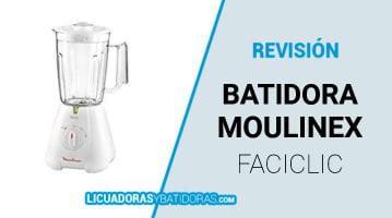 Batidora Moulinex Faciclic