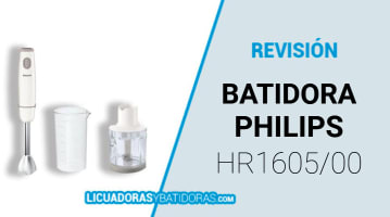 Batidora Philips HR1605/00
