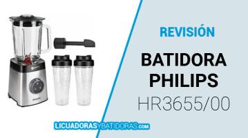 Batidora Philips HR3655/00