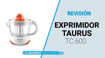 Exprimidor Taurus TC 600
