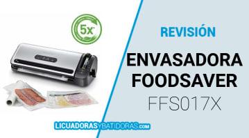 Envasadora al Vacío Foodsaver FFS017X