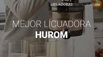 Licuadoras Hurom