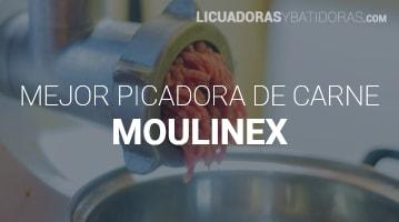 Picadora de Carne Moulinex