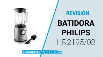 Batidora Philips HR2195/08