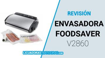Envasadora al Vacío Foodsaver V2860