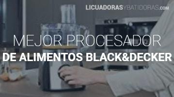 Procesador de Alimentos Black & Decker